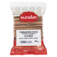 Sundar - Cinnamon Sticks