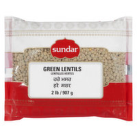 Sundar - Green Lentils