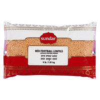 Sundar - Red Football Lentils