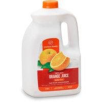 Western Family - Orange Juice No Pulp