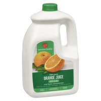 Western Family - Orange Juice With Pulp, 2.63 Litre