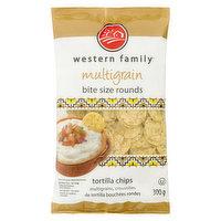 Western Family - Tortilla Chips Multigrain, 300 Gram