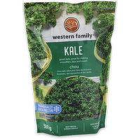 Western Family Western Family - Green Kale, 500 Gram