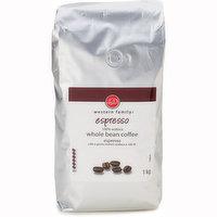 Western Family - Espresso Whole Bean Coffee
