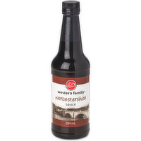 Western Family Western Family - Worcestershire Sauce, 284 Millilitre