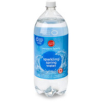 Western Family - Sparkling Spring Water, 2 Litre