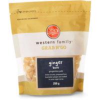 Western Family Western Family - Grab N'Go Ginger Bare, 250 Gram