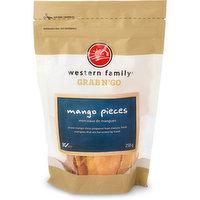 Western Family - Grab N'Go Mango Pieces, 250 Gram