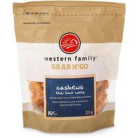 Western Family Western Family - Grab N'Go Cashews Thai Curry Lime, 225 Gram