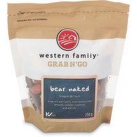 Western Family Western Family - Grab N'Go Bear Naked, 250 Gram