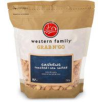 My Mix - Grab N'Go Cashews Roasted & Sea Salted, 750 Gram