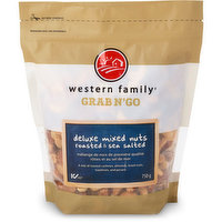 My Mix - Grab N'Go Deluxe Mixed Nuts Roasted & Sea Salted, 750 Gram