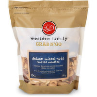 My Mix - Grab N'Go Deluxe Mixed Nuts Roasted Unsalted, 750 Gram