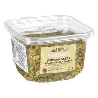 My Mix - Grab N'Go Organic Pumpkin Seeds Roasted & Salted, 275 Gram
