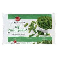 Western Family - Frozen Vegetables - Cut Green Beans