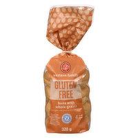 Western Family - Gluten Free Whole Grain Buns