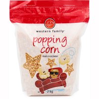 Western Family - Popping Corn