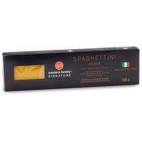 Western Family - Spaghettini Pasta