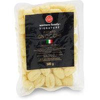 Western Family - Potato Gnocchi, 500 Gram