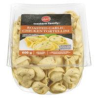 Western Family - Roasted Garlic Chicken Tortellini Pasta, Fresh
