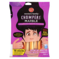 Western Family - Chompers Marble String Cheese