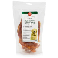 Western Family - Natural Real Chicken Breasts Jerky