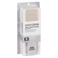 Body Zone - 100% Cotton Swab Sticks