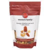 Western Family - Honey Sriracha Nut Mix With Peanuts, 300 Gram