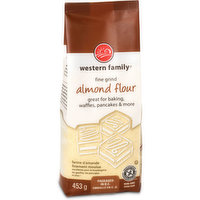 Western Family - Almond Flour - Fine Grind