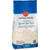 Western Family - Gluten Free Flour - 1 To 1 Blend