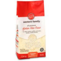 Western Family - All Purpose Flour, Gluten Free