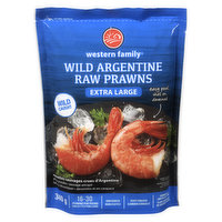 Frozen. 16/30 Prawns per pound. Easy Peel with shell on. Deveined. Hormone & antibiotic free.