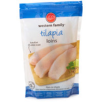 Ocean Wise Hand cut all white meat, 4-5 portions, excellent source of protein. Skinless & boneless, individually vacuum packed