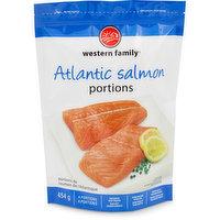 Western Family - Atlantic Salmon Portions