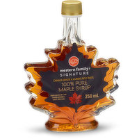 Western Family - 100% Pure Maple Syrup