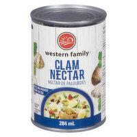 Western Family - Clam Nectar
