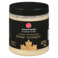 Western Family - Signature 100% Raw Honey