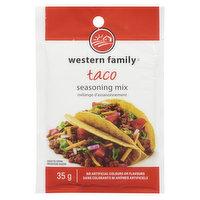 Western Family - Taco Seasoning Mix