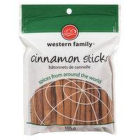 Western Family - Cinnamon - Sticks