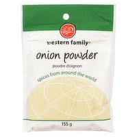 Western Family - Onion Powder, 155 Gram