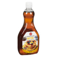 Western Family - Pancake Syrup - Butter Flavoured