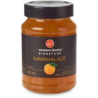 Western Family Signa Western Family Signature - Marmalade - Orange, 500 Millilitre