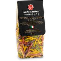 Western Family Signature - Pasta - Trecce Dellorto, 454 Gram