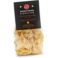 Western Family Signature - Pasta - Conchiglioni, 454 Gram