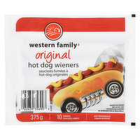 Perfect for a BBQ! 10 wieners included. Keep refrigerated.