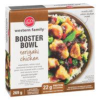 Western Family - Booster Bowl - Teriyaki Chicken