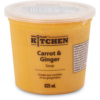 Save-On-Foods Kitchen - Soup - Carrot & Ginger