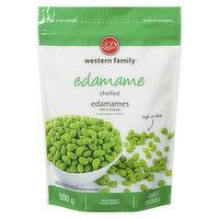 Western Family - Edamame Beans, 500 Gram