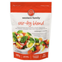 Western Family - Stir Fry Blend, 500 Gram