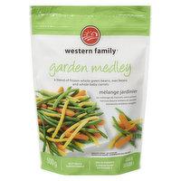 Western Family - Garden Medley, 500 Gram